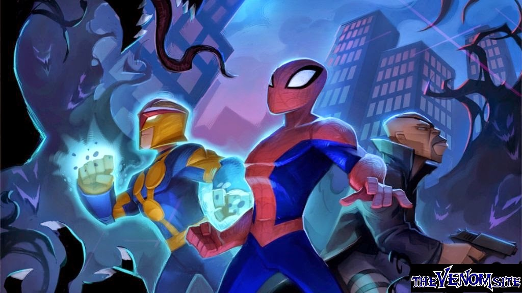 Read Ultimate Spider-Man digitally on your Android and iOS devices with comiXology