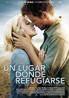 Un lugar donde refugiarse (Safe Haven)