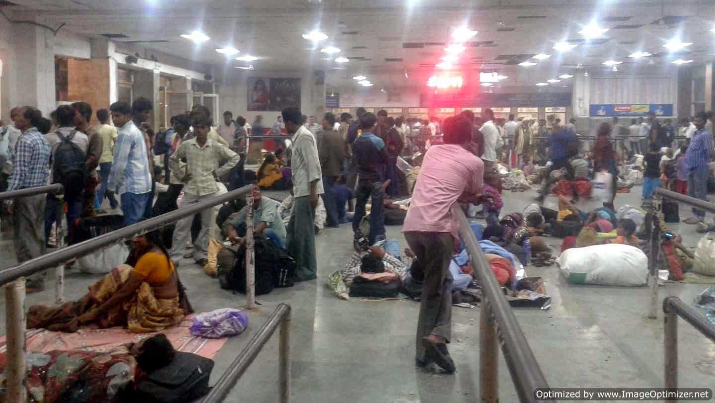 Gorakhpur Railway Station