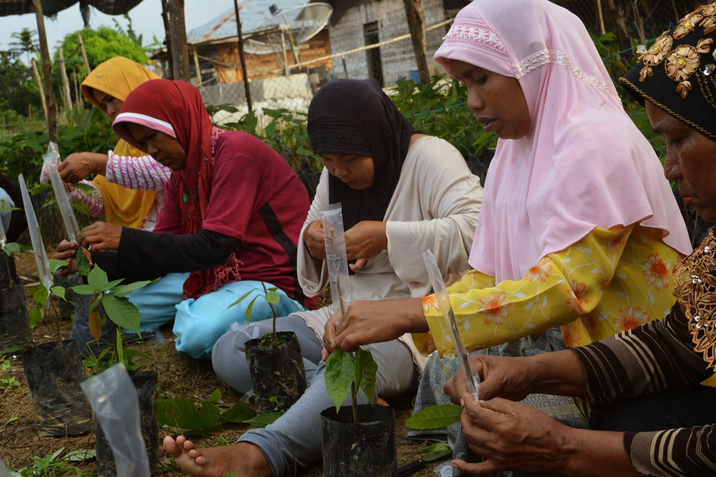 The Government of Aceh Less Siding Against Farmer