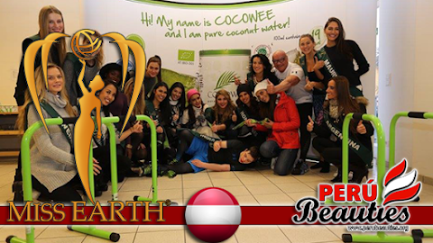 Miss Earth 2015 Visit at Cocowee and Handicrafts with Handicapped