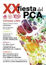 XX Fiesta del PCA en Córdoba