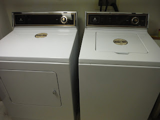 maytag, washer, dryer, tj's green adventure