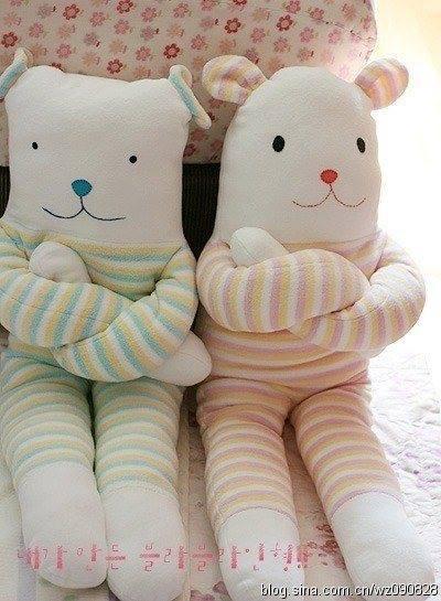 Шьем игрушку своими руками кролик