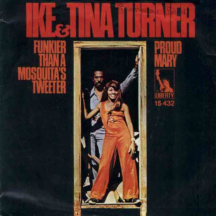 Ike & Tina Turner - Proud Mary And Other Hits
