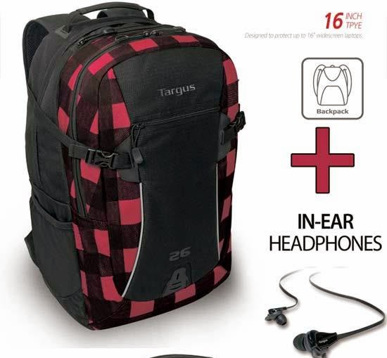 316f46d7c9ce Targus Sport 26L Backpack