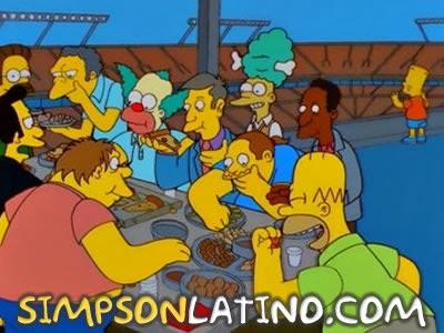 Los Simpson 10x12
