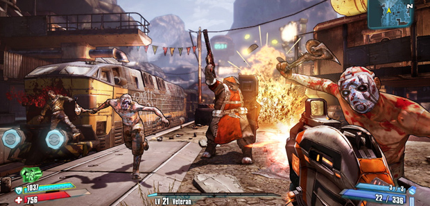 Borderlands 2 is 2Ks Best Selling Game of All Time