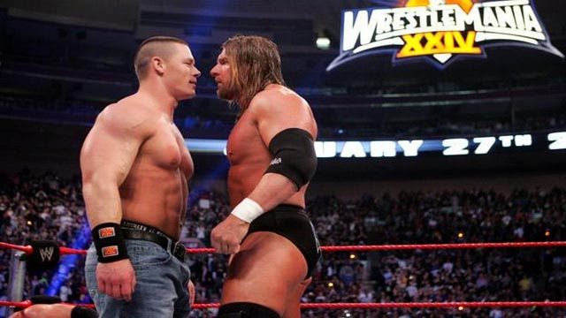 Big Daddy Vs John Cena