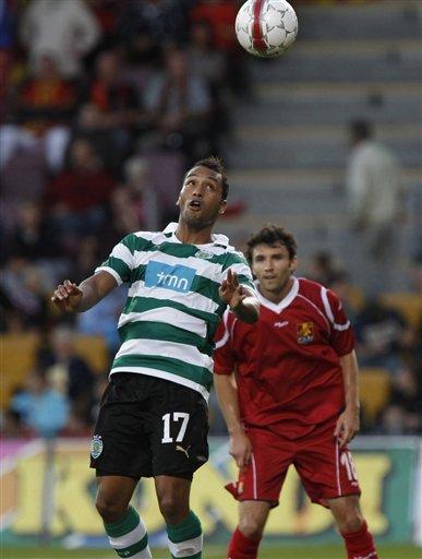 Jeffren Suarez - Sporting CP (2)