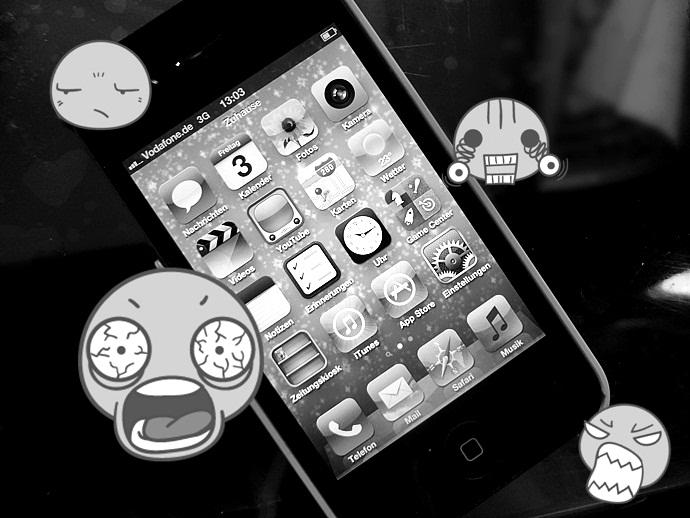 mein iphone 4s ist kaputt schwangerschaft und. Black Bedroom Furniture Sets. Home Design Ideas