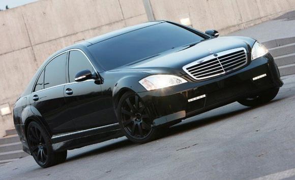 mercedes s class. Mercedes Benz S Class Black
