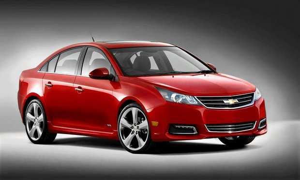 Chevrolet Cruze terbaru 2016_red