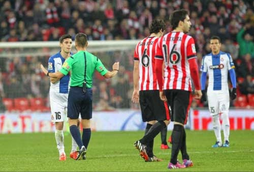 Athletic Club Bilbao vs. RCD Espanyol 1-1 Highlight Goal Copa Del Rey 11-02-2015