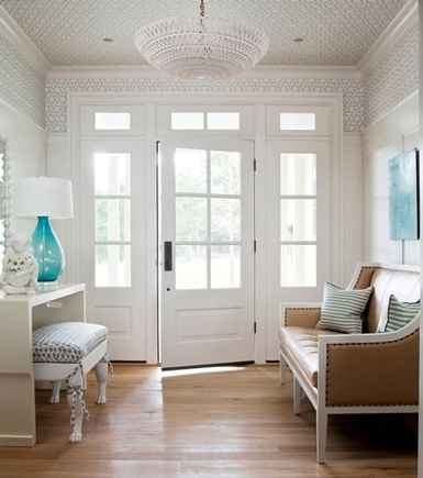 Coastal style hamptons style get the look for Hamptons style window treatments