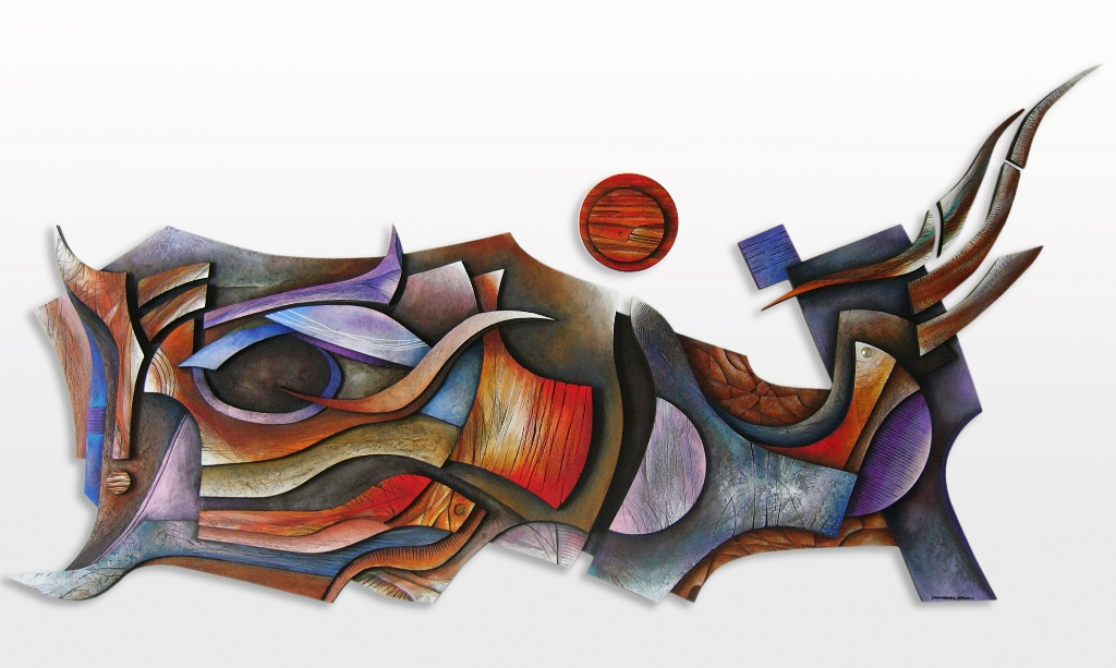 Conrado dom nguez murales - Murales de madera ...