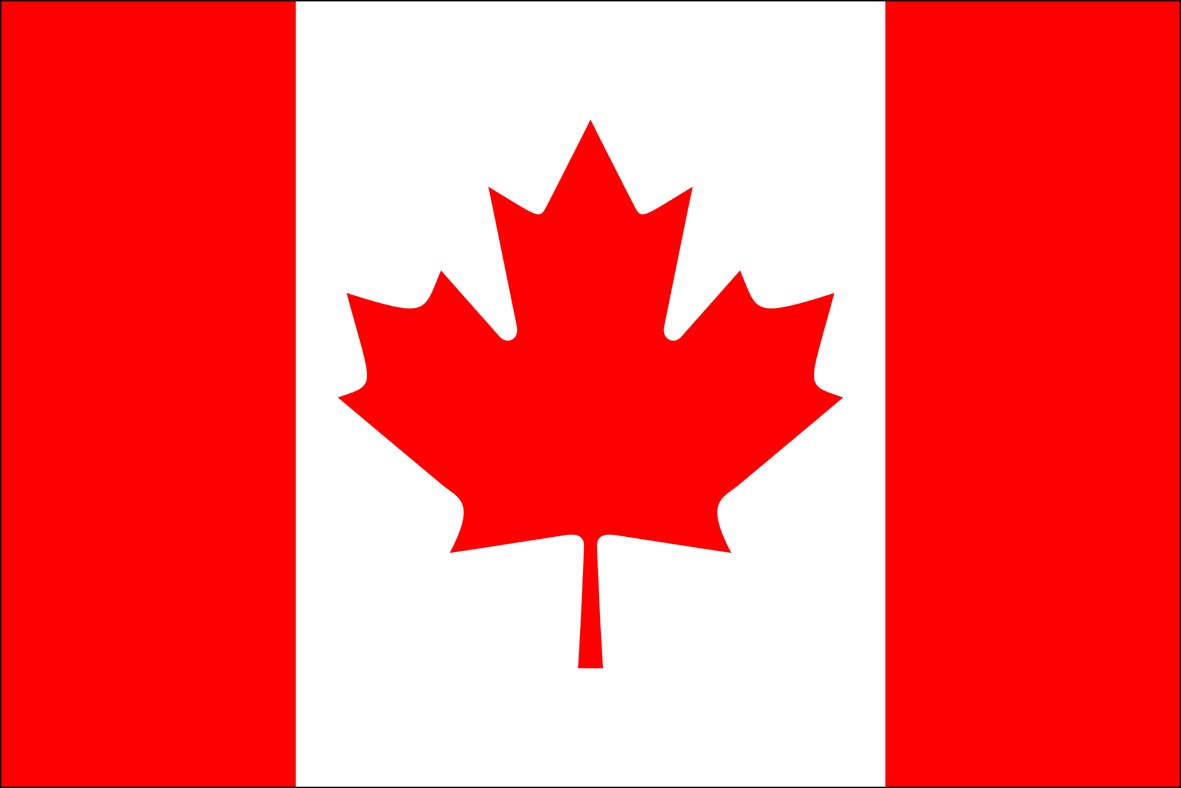 Pz C Canada Flag