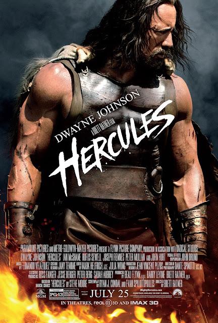 Vị Thần Sức Mạnh (thuyết Minh) - Hercules (2014)