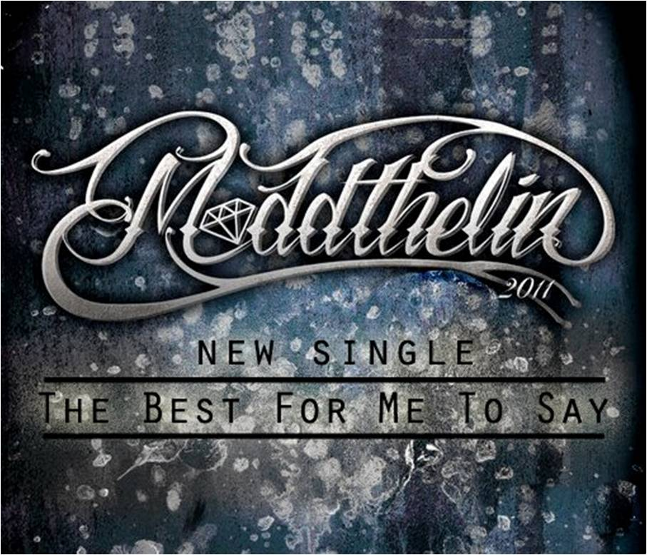 Maddthelin Single Art
