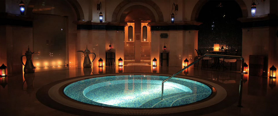 Luxury holidays to dubai one and only royal mirage dubai for Best spa hotel dubai