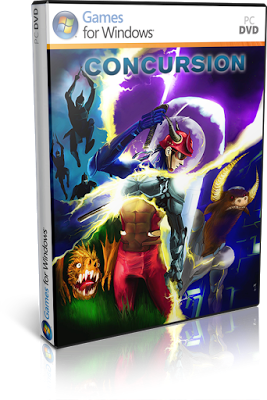 Concursion Multilenguaje[Pc-Game][Accion]