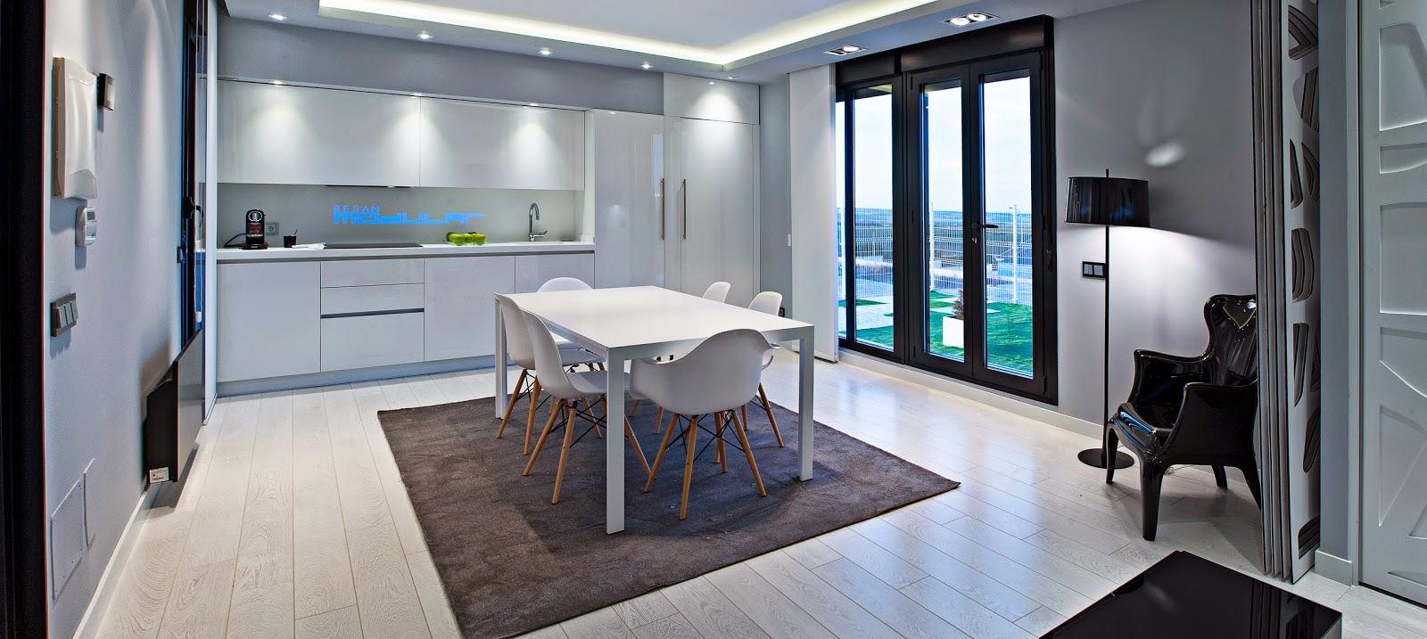 Diseño y estilo para baños y cocinas en nuestras casas modulares ...