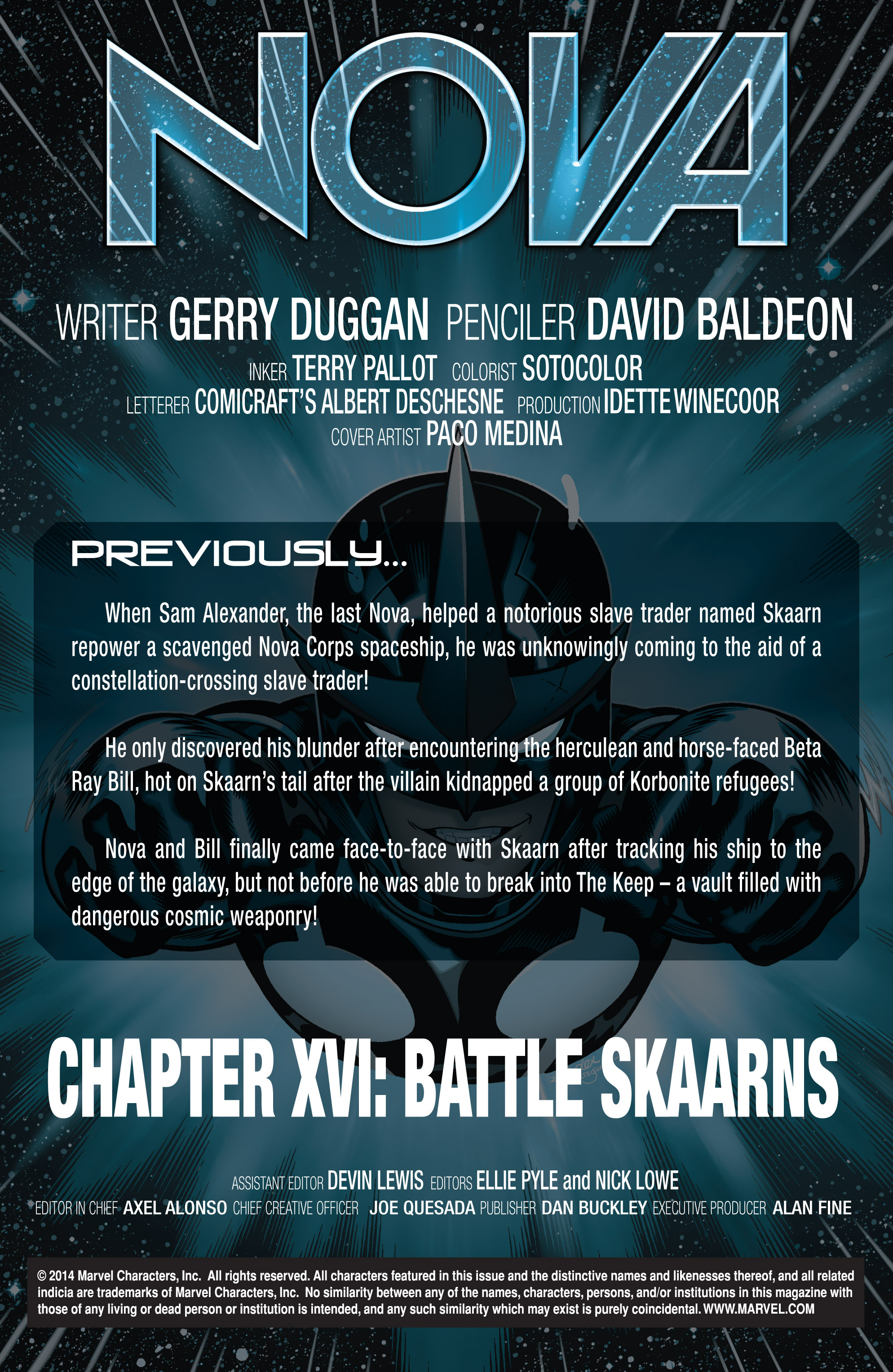 Nova (2013) - Chapter  16 | pic 2