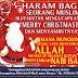 """Ucapan """"Merry Christmas"""" haram?"""