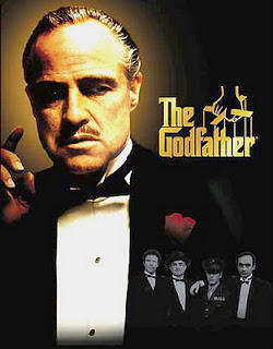 Capa do filme O poderoso chefão (The Godfather)