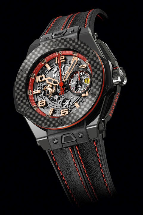 neue uhr hublot big bang ferrari russia uhrforum. Black Bedroom Furniture Sets. Home Design Ideas