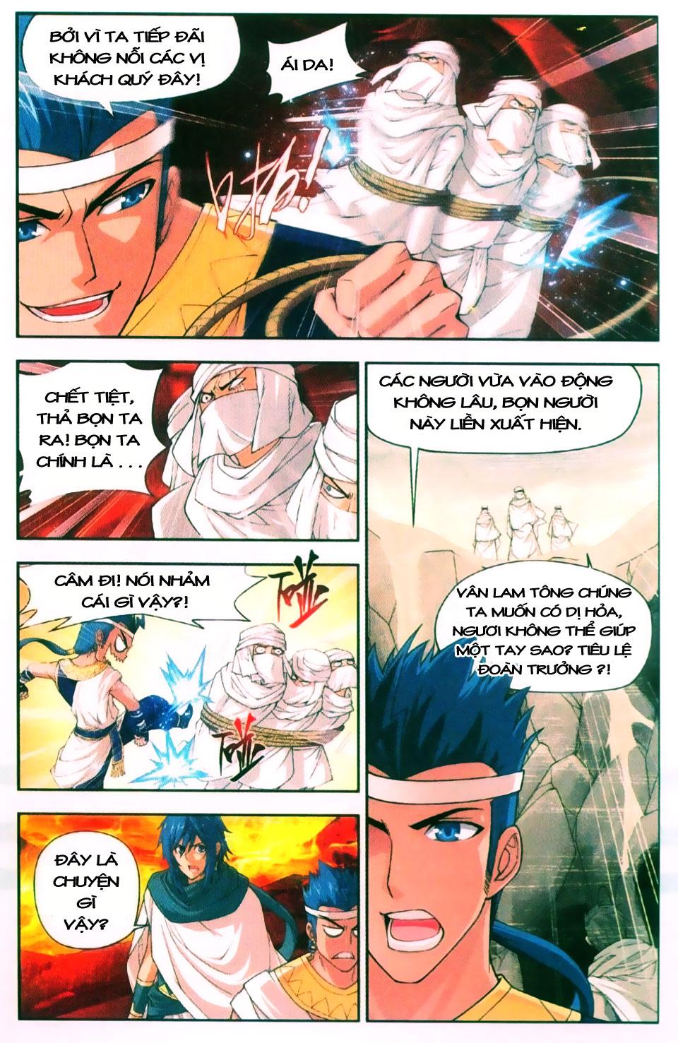 Đấu Phá Thương Khung chap 44 page 9 - IZTruyenTranh.com