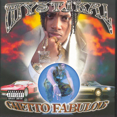 Mystikal – Ghetto Fabulous (CD) (1998) (FLAC + 320 kbps)