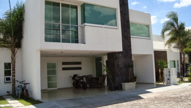 casa residencial contemporanea
