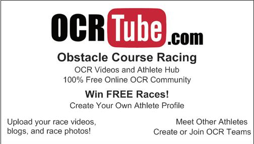 WORLD'S LARGEST OCR Athlete Community!