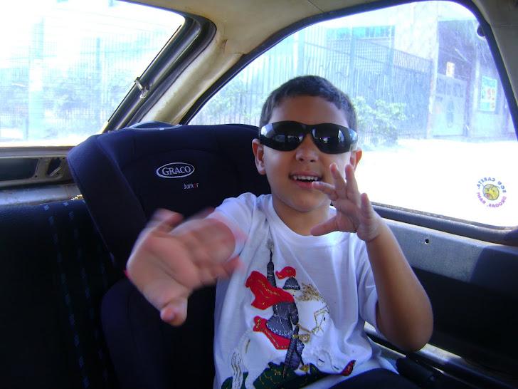 Camiseta Infantil Bordada São Jorge...