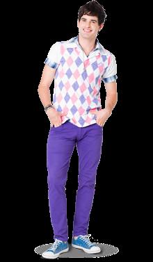 El diario de laura violetta serie de disney channel - Violetta personnage ...