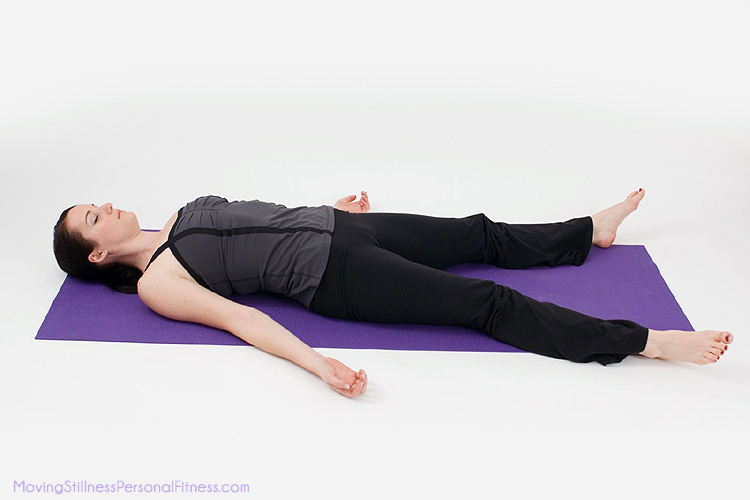 How To Do It After Completion Of The Yoga Session Lie Down On Your Back Without Any Cushions Or Blankets And Close Eyes