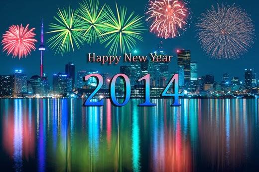 Happy New Year 2014 Countdown