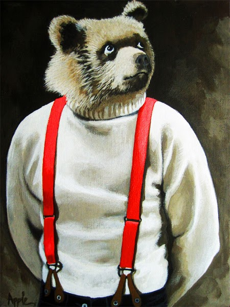 http://www.applearts.com/content/bear-me-animal-portrait-anthropomorphic-realism-fantasy