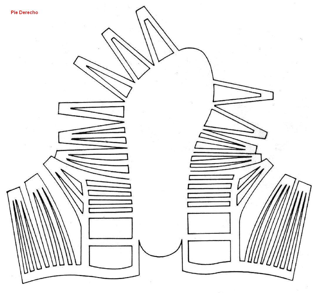 Legio VII Rapati: Calzado legionario romano (Caligae)