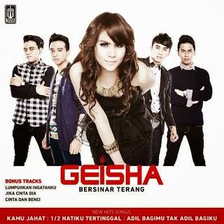 Geisha - Setengah Hatiku Tertinggal