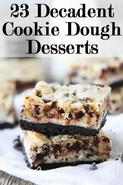 23 Cookie Dough Desserts That Went Above And Beyond