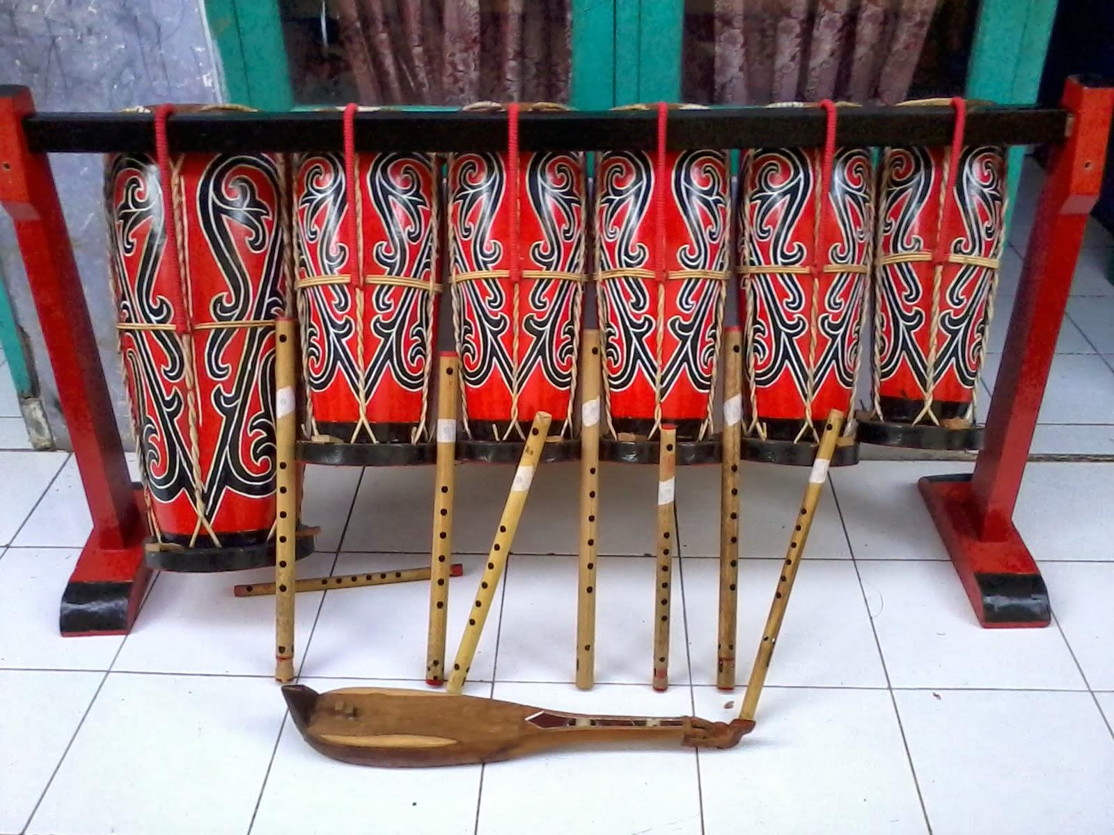 Dijual Gondang Batak