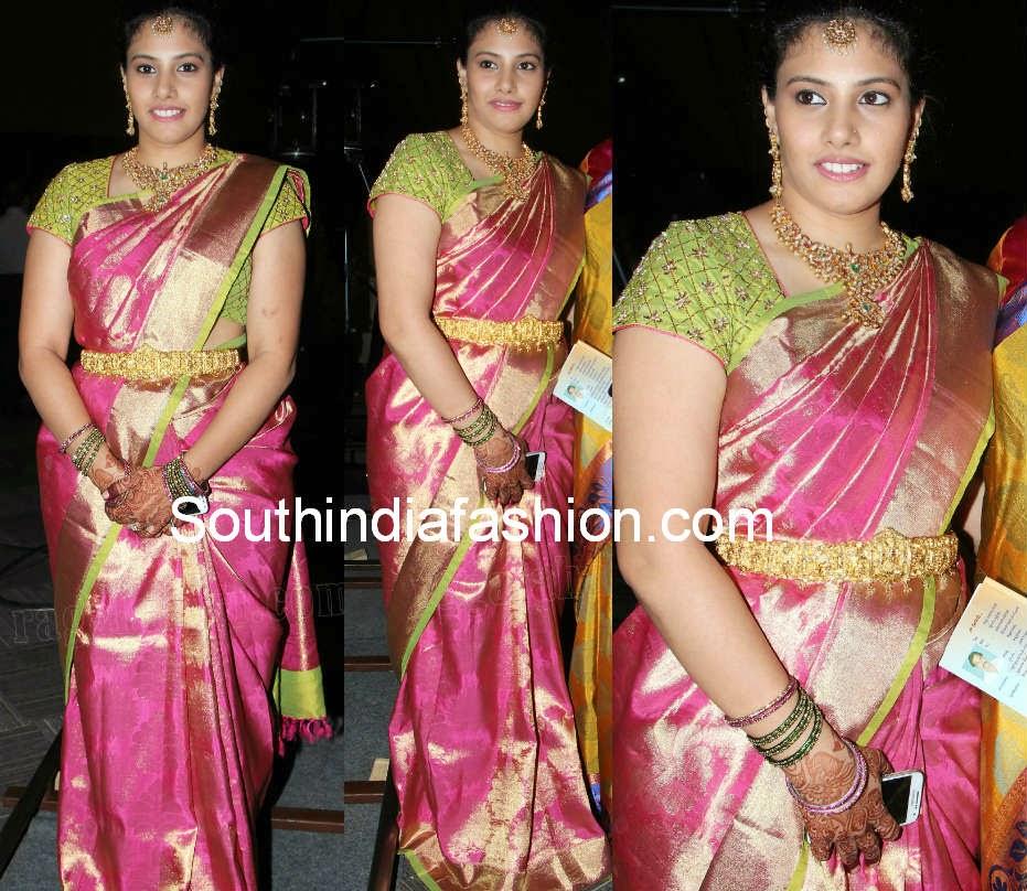 purandhareswari daughter niveditha