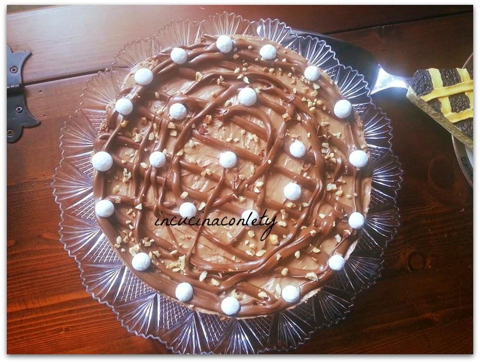 torta panna e cioccolato!!!