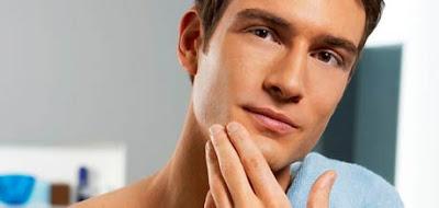 limpieza facial para hombres