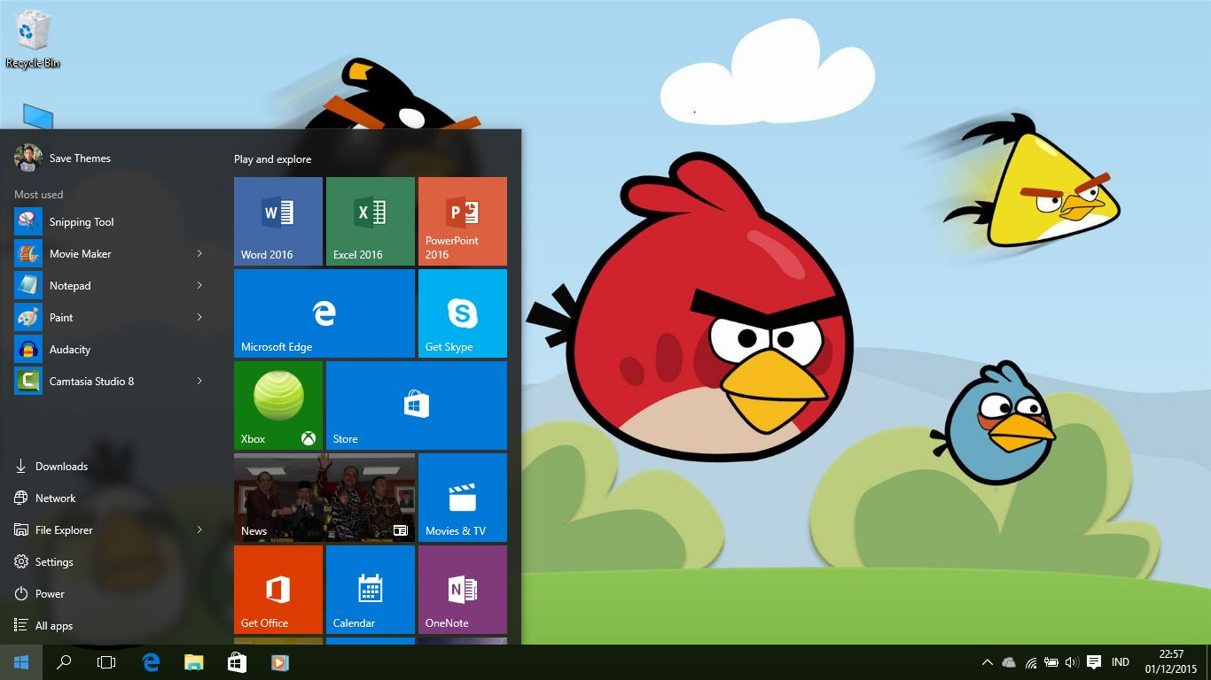 angry birds game for windows 7 free download
