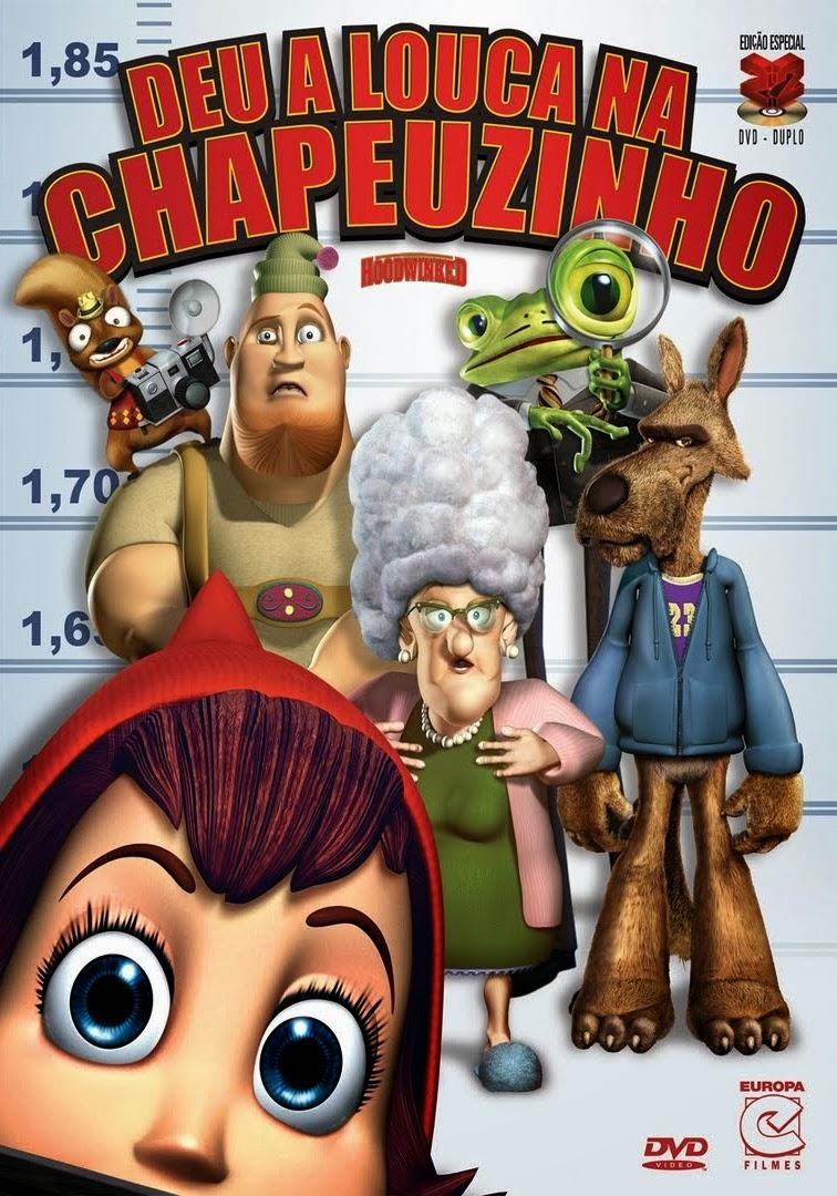 Deu a Louca na Chapeuzinho – Dublado (2005)