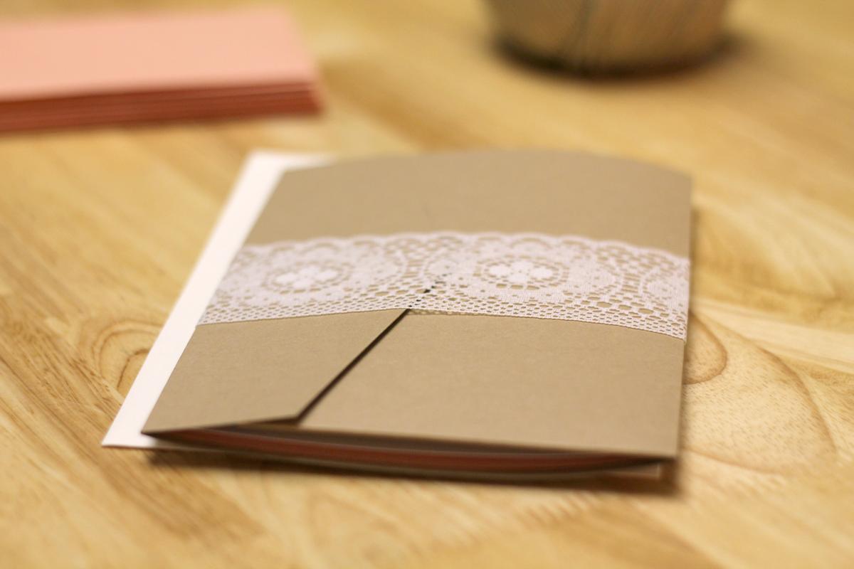 Pocket Wedding Invitation for perfect invitations example