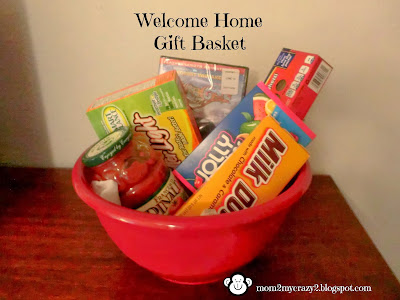 Welcome Home Gifts For Her a Welcome Home Gift